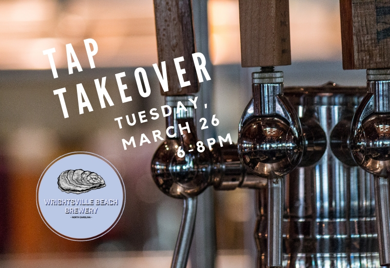 Tap Takeover with Wrightsville Beach Brewery